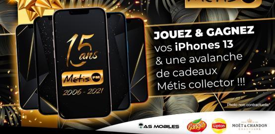 JEU METIS FM IPHONE 13