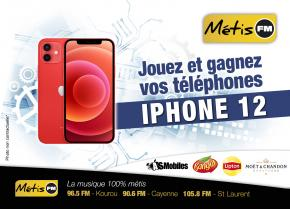 JEU IPHONE 12
