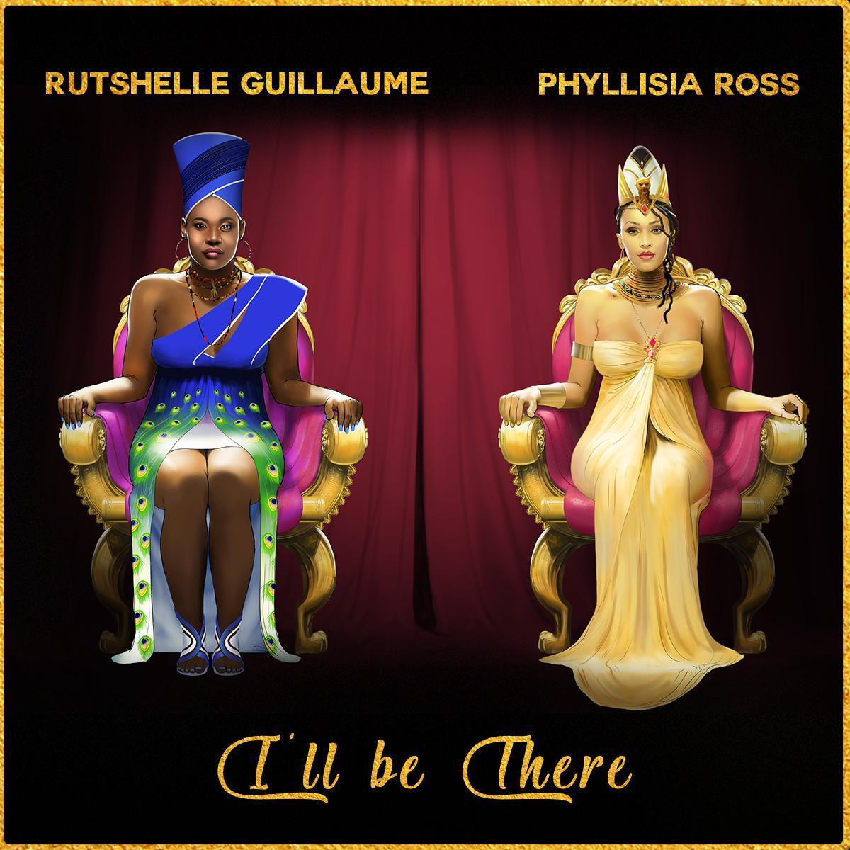 I'll Be There FT RUTSHELLE GUILLAUME